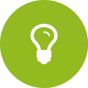 BusinessMVP Lightbulb Green